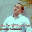Hamik Tamoyan - Be Te (Without You)